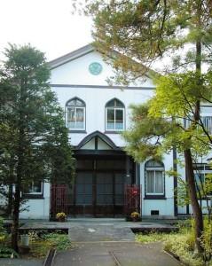 天宗寺本堂